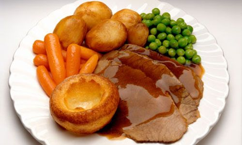 Roast Beef of Old England: A Triumph of British Gastronomy (The website has links to other traditional British recipes.)