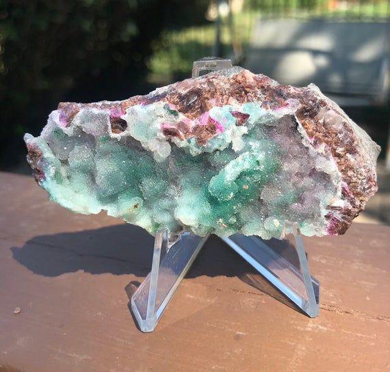 Malachite Kolwezite Pink Kolwezite Chryscolla Kolwezite Druzy Kolwezite Crystal Complex Kolwezite Mineral Specimen Cobalt Kolwezite