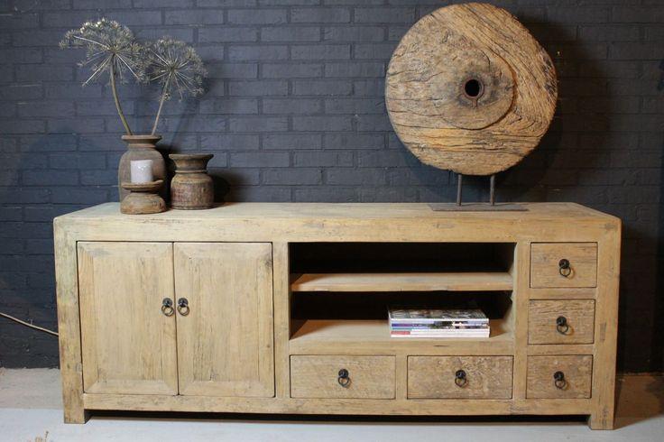 TV-meubel Elmwood *Op Voorraad*   Taatje, Wonen in stijl