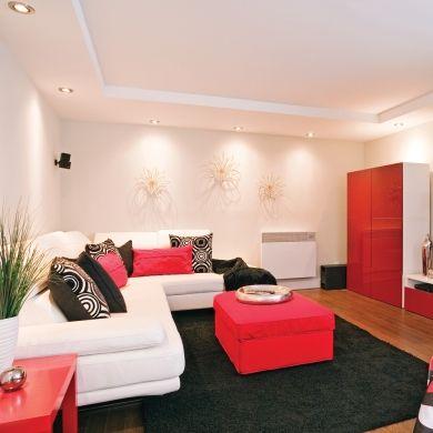 9 best SOUS-SOL images on Pinterest Home ideas, Family room and - estimation prix construction maison