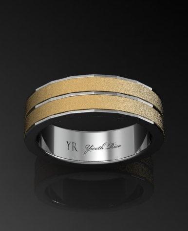 Argolla de matrimonio.  Para conocer mas visita YR Wed Rings en nuestra pagina web. www.yicethrico.com