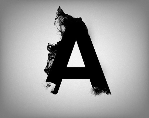 70+ ejemplos de tipografia experimental (Diseños)