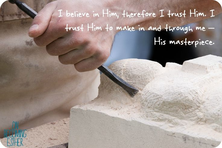 WE ARE HIS MASTERPIECE