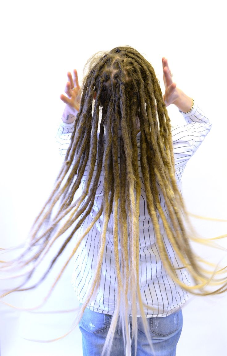 Wearing dreadlocks is just one of the most fun hairstyle that you can wear! Swing your head and wear your dreadlocks with pride!