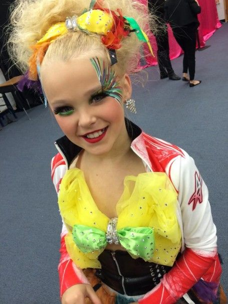 Is Jo Jo from Dance Moms the new Honey Boo Boo?