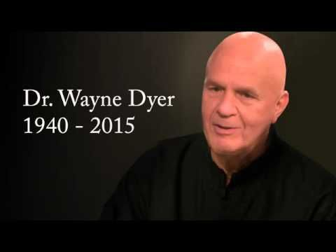 ▶ Your reality is created by your thoughts Dr Wayne Dyer the law of attraction - YouTube