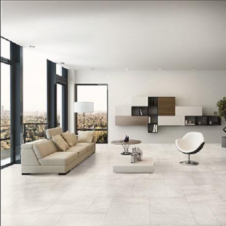 Bayeux White Floor Tile White Porcelain Kitchen Tiles Floor Tiles   Shop |  Tileflair Part 93