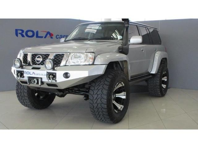 For sale 2011 Silver Nissan Patrol 4.8 Grx Adventurer 60 R 499,900 Somerset West. Search the widest range of Nissan Patrol's on the number 1 website in South Africa.