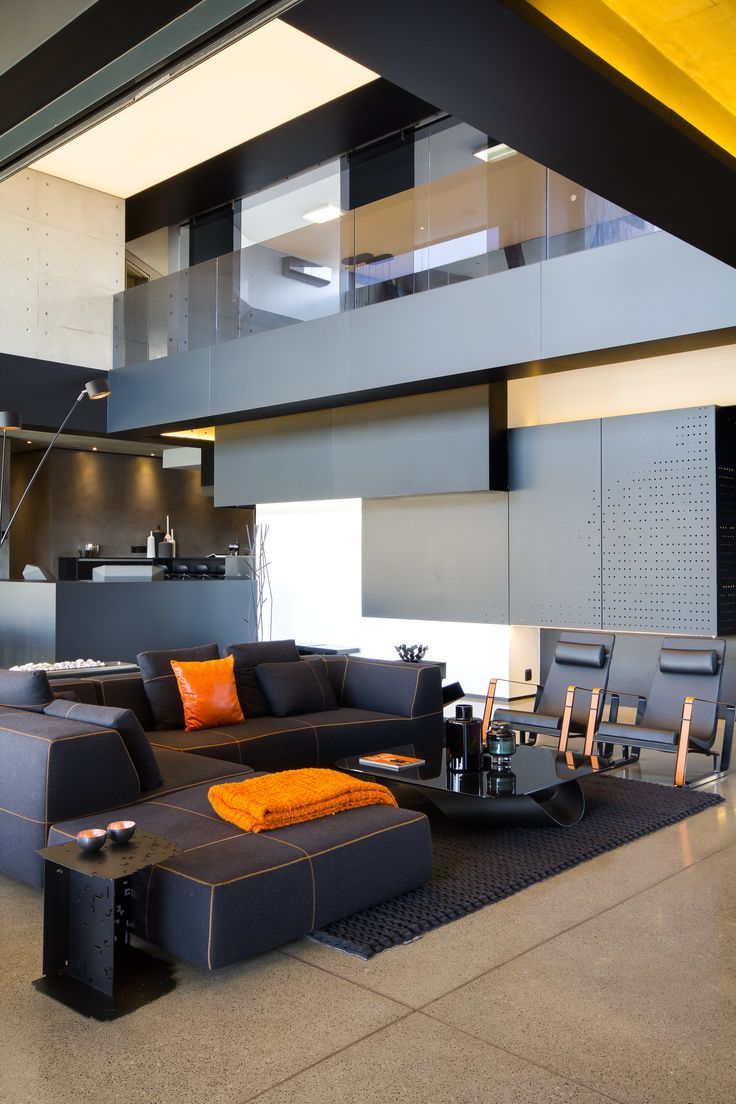 This Sumptuous Modern Residence Was Designed By Nico Van Der Meulen Architects Located In Johannesburg Bedfordview South Africa