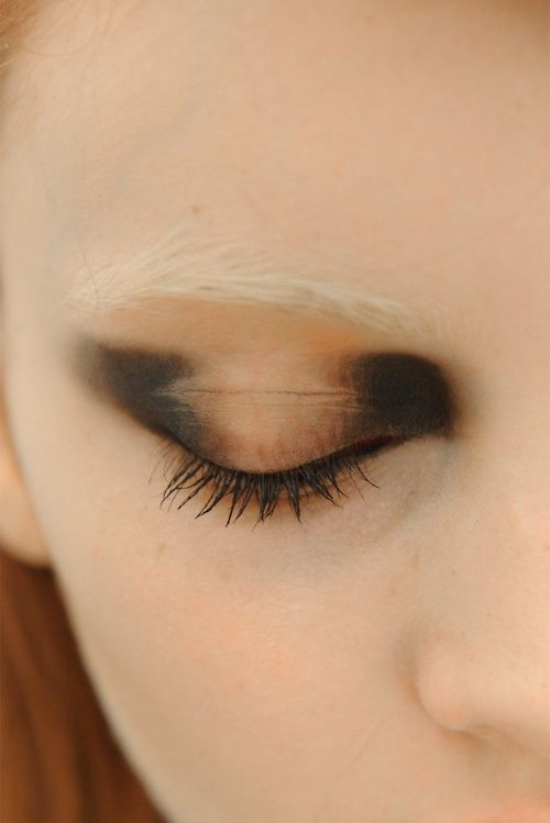 side smokey #eyes #shadow