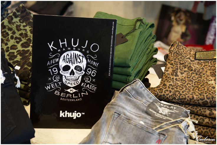 Για τις κρύες μέρες: #khujo™ | Designed in #Hamburg...Made for the World! #Omberon   Photo © Vicky Lafazani