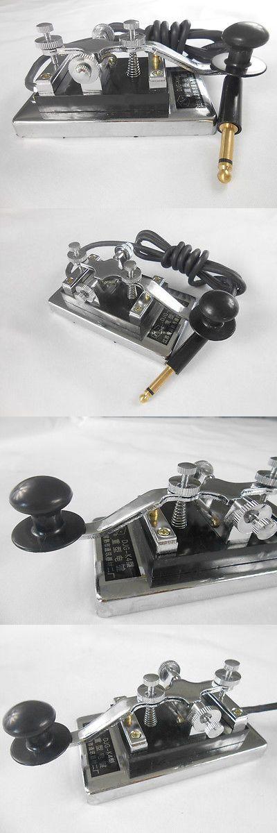 Code Keyers and Keys: Morse Code Trainer Shortwave Radio Telegraph Key Cw Radio K4 Key -> BUY IT NOW ONLY: $64.6 on eBay!