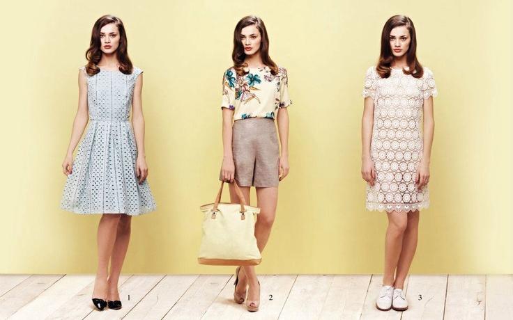 SQ dresses