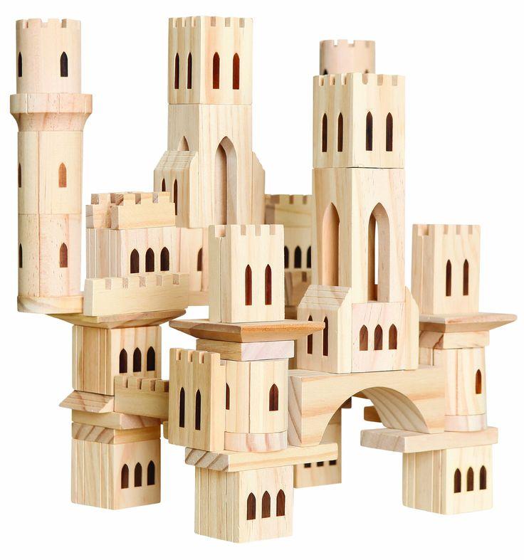 Gift Ideas - Castle Building Blocks Gift Idea