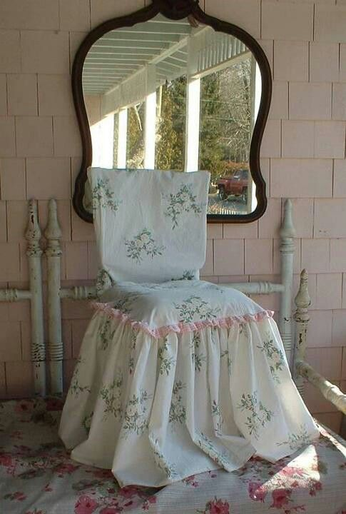 66 Best Shabby Chair Covers Images On Pinterest