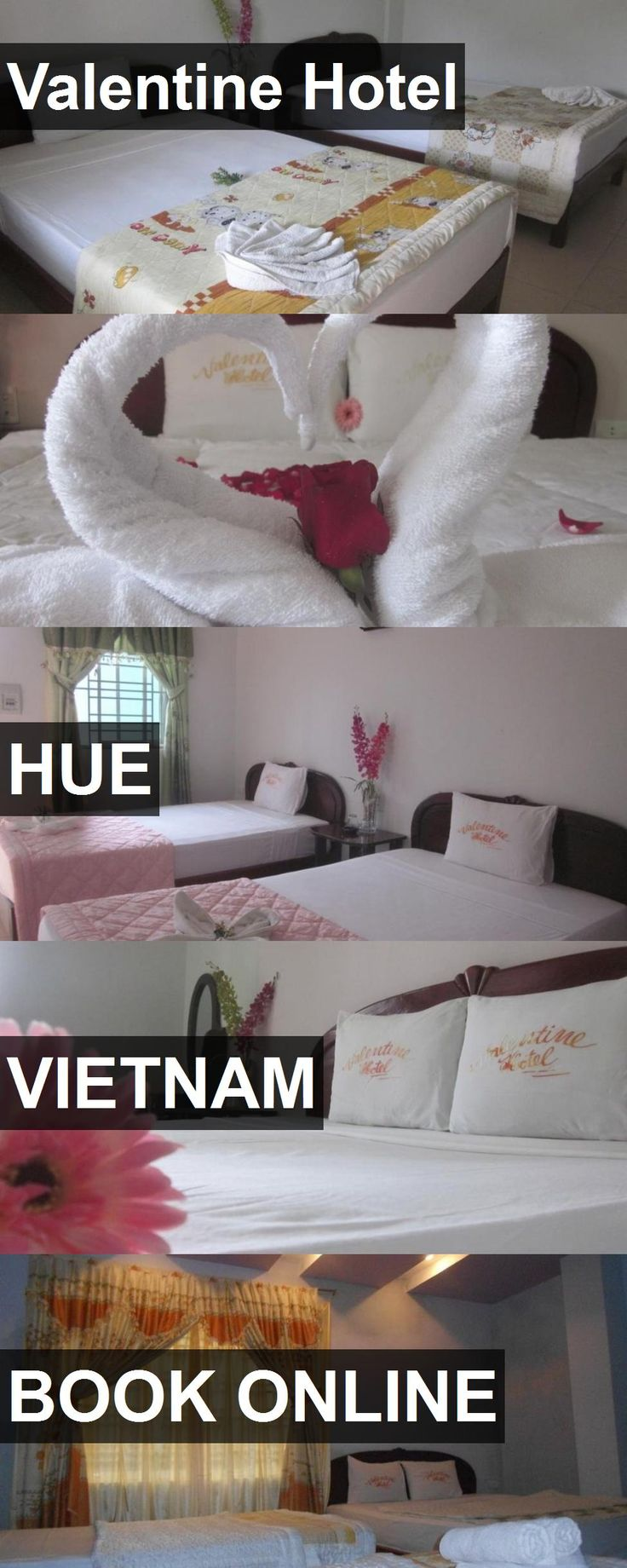Hotel Valentine Hotel in Hue, Vietnam. For more information, photos, reviews and best prices please follow the link. #Vietnam #Hue #hotel #travel #vacation