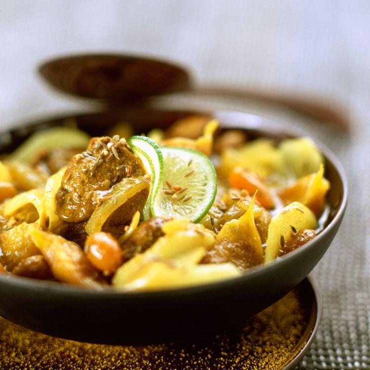 Découvrez la recette Colombo d'agneau au citron vert à l'antillaise sur cuisineactuelle.fr.