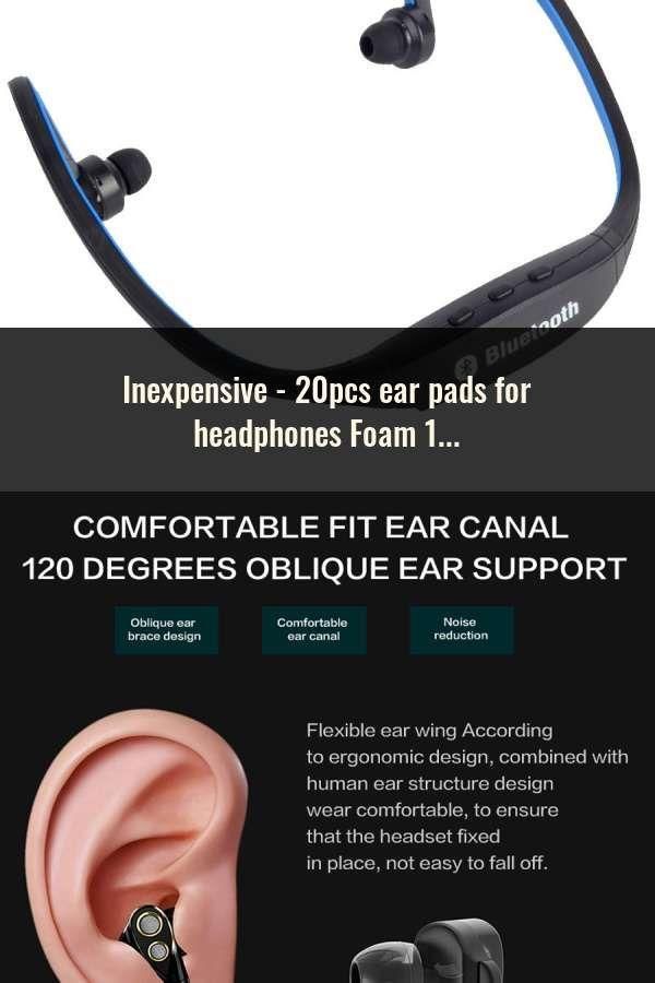 Portable Audio & Video Ear Pads For Headphones Foam 18mm Sponge Bluetooth Earphones Replacement Earphone Earpads Covers Mp3 Mp4 Moblie Phone
