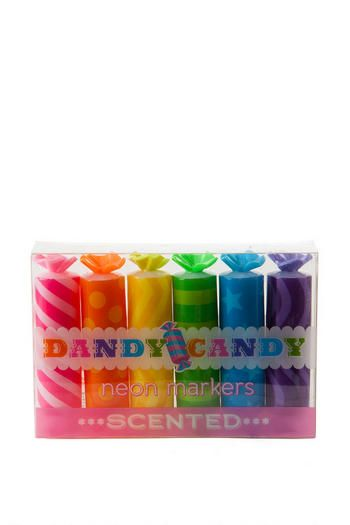 Dandy Candy Scented Neon Markers · Craft SuppliesOffice ...