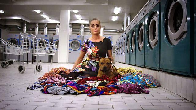 Kvalitet: I tvättstugan - Avloppet: Arvet efter textilindustrin finns på sjöbotten