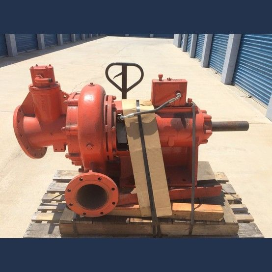 Type: HL8 BS. Size: 8 in.     View more Trash Pumps