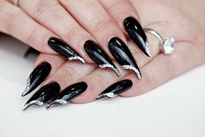 Photo Cosmoprof 2010 - Ladybird Nail art 4