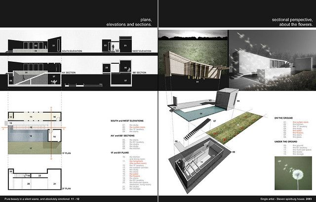 architecture portfolio architecture and layout on pinterest. Black Bedroom Furniture Sets. Home Design Ideas