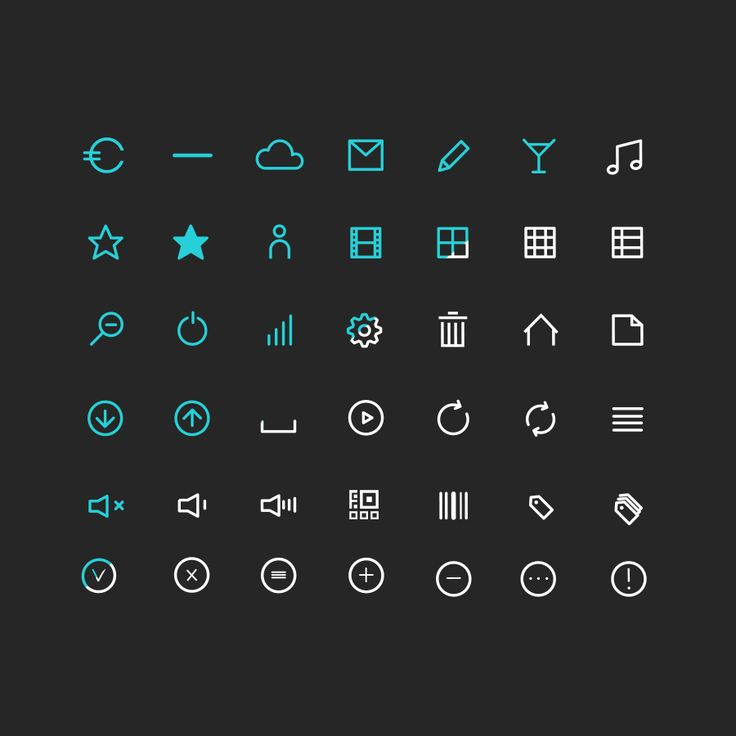 60 Free Flat Icons Icons AI Flat Free Graphic Design Icon Resource Vector