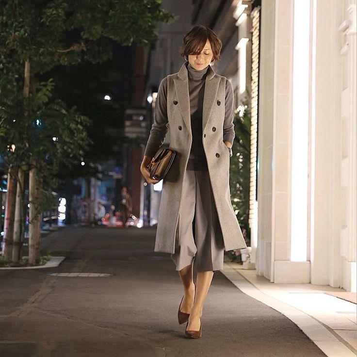 いいね!3,917件、コメント24件 ― TOMIOKA YOSHIKO OFFICIALさん(@yoshikotomioka)のInstagramアカウント: 「#outfit」