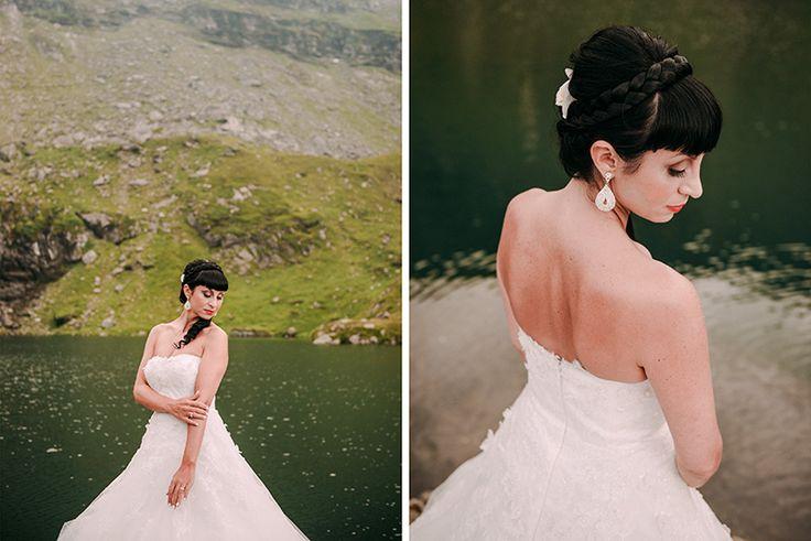 RAMONA & RENATO | TRASH THE DRESS | SIBIU » d3sign photography
