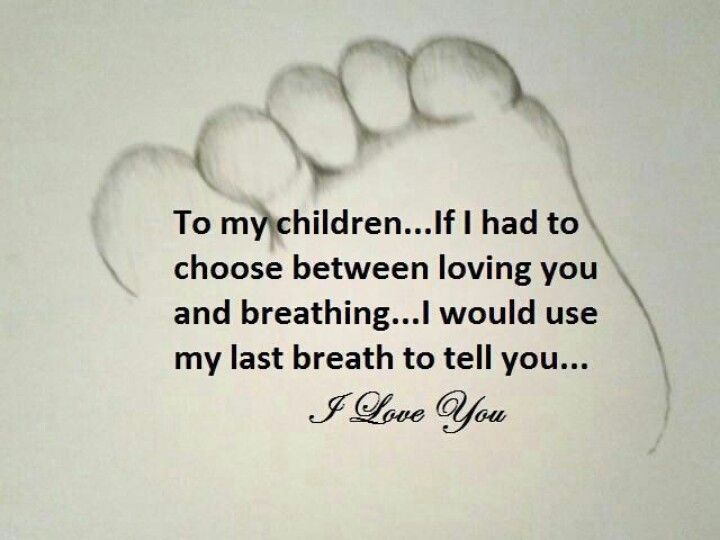 Grown or small you are always my babies!  I love you!