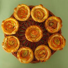 Mini torte salate di verdure Ricetta antipasto vegetariano Alice nella cucina delle meraviglie