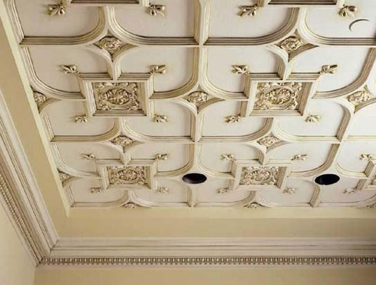 Plaster Of Paris Wall Designs our raised plaster barrington frieze stencil was featured in the popular diy decorating book paint ceiling designwall Plaster Of Paris Contractor In Delhi Ncr Interior Designers