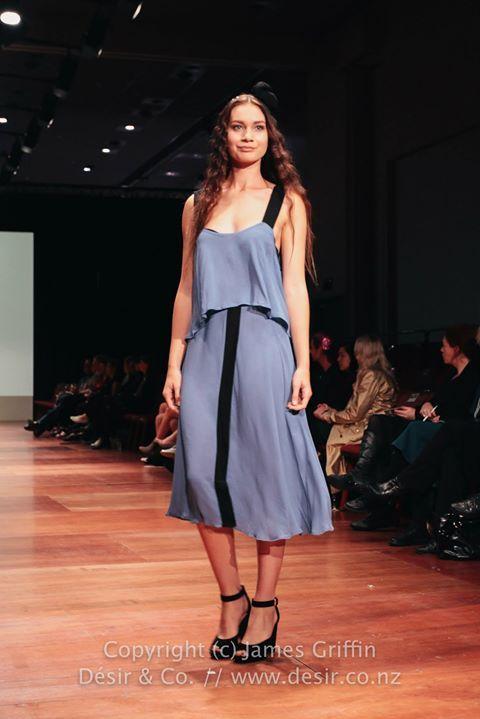 Georgia at Wellington Fashion Week 2014. Spring Summer 2014  www.lovehotel.co.nz