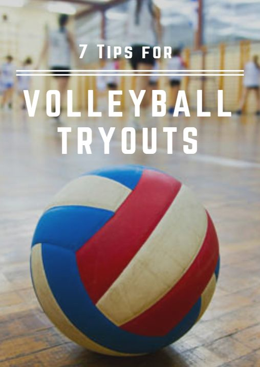 Bump, set, spike! If that phrase means nothing to you, you could use a bit more practice before volleyball tryouts this fall. Read our tips to prepare before you step onto the court. 7 Tips for Volleyball Tryouts http://www.activekids.com/volleyball/articles/7-tips-for-volleyball-tryouts