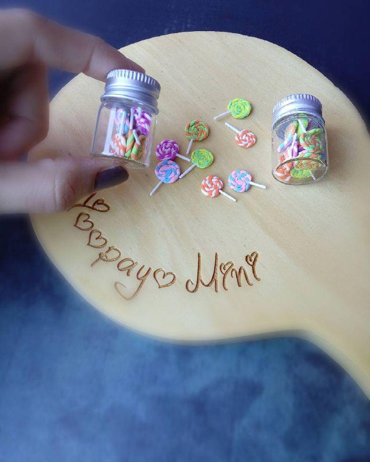 Miniatur magnet kulkas Lollipop..sweet..sweet.. Bisa jd magnet or miniatur  Info price n order Line yenticahyadi Wa 087889995009  #magnetkulkaslucu #fakefood #jualanclay #claymurah #clayart #clays #claysculpture #dummyfood  #miniaturmakanan  #miniatur  #barangunik #jualanmagnet  #jualmagnetkulkaslucu  #magnetkulkasmurah  #likesforlikes  #souvenirpernikahan #jualanclay