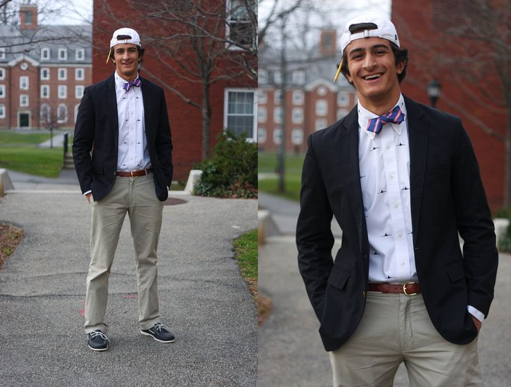 style guide for the college guy