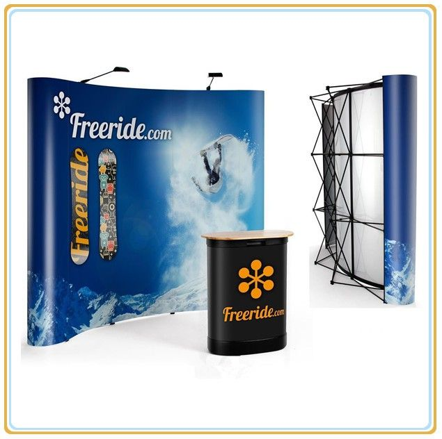 Exceptional Custom PVC Pop up Promotion Stand for Promotion Activities