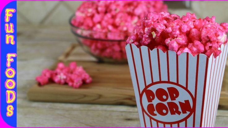 Best 25 palomitas de colores ideas on pinterest - Como hacer palomitas de caramelo caseras ...