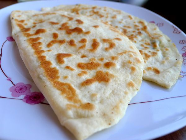 Cheese Gozleme Recipe - Turkish Style Cooking