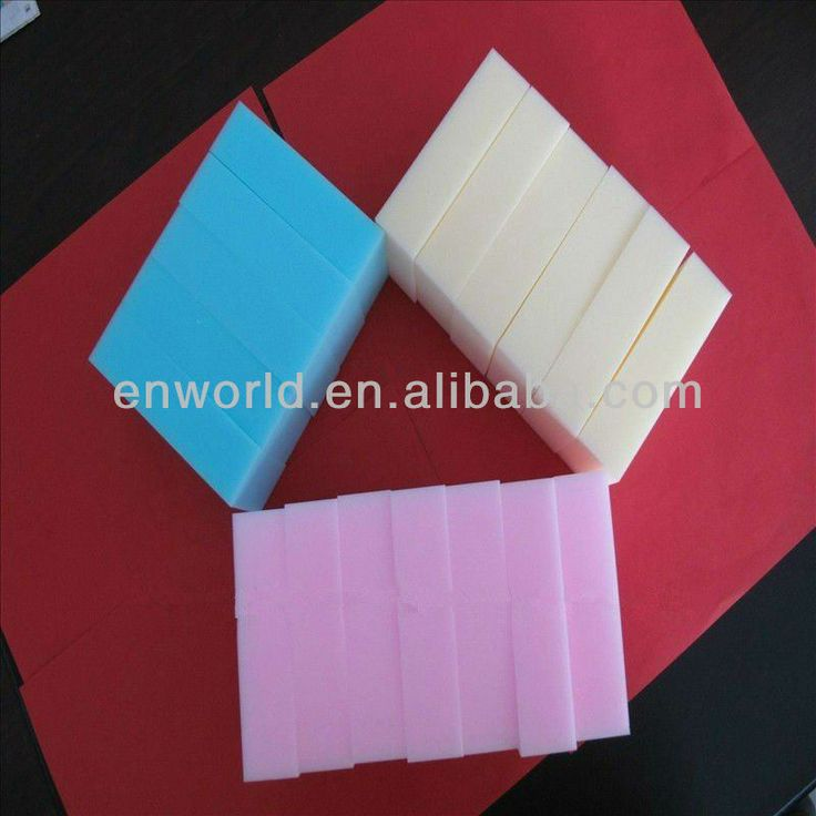 Colorful Melamine Foam Sponge Wholesale