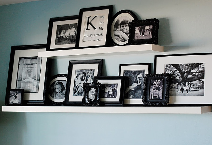 for over couch...love it! I have lots of great photos and not enough space!
