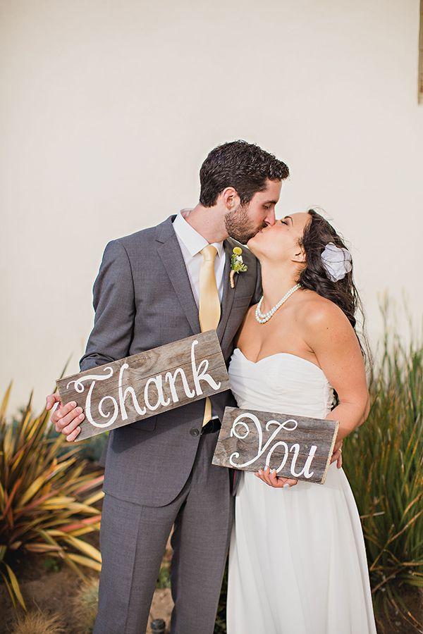 personalized wedding thank you notes%0A Citrus Inspired Wedding Ideas