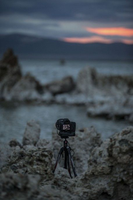 Manfrotto BeFree Carbon Fiber Tripod + XPro Fluid Head product review by photographer and videographer Drew Geraci.