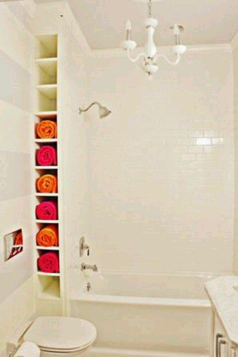 26 best salle de bain images on Pinterest Bathroom, Half bathrooms