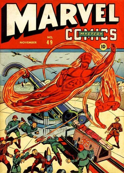 Marvel Mystery Comics #49