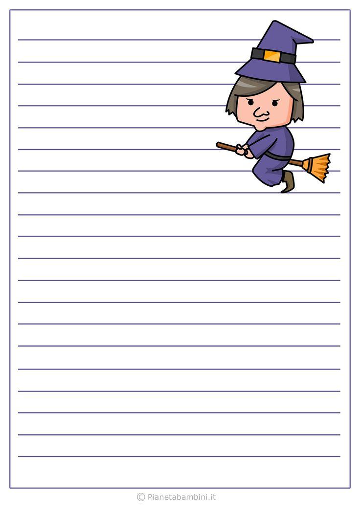 Modello di lettera alla Befana da stampare gratis n.5