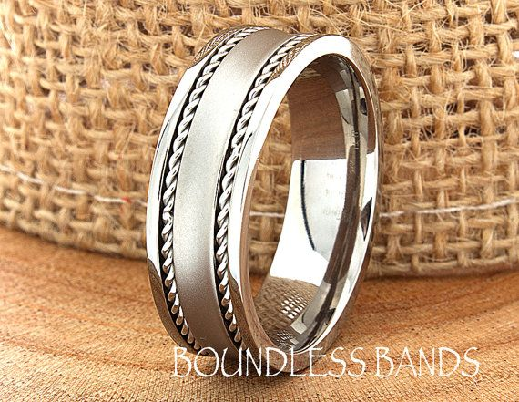 Hey, I found this really awesome Etsy listing at https://www.etsy.com/listing/232771773/titanium-ring-comfort-fit-custom
