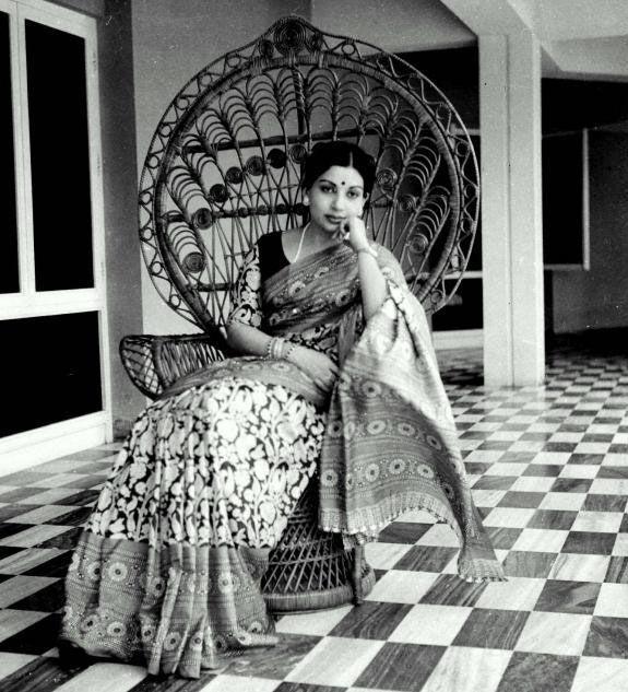 Interesting pics of Jayalalitha, the Tamil Nadu CM