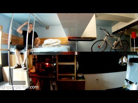 top 25 ideas about micro apartment on pinterest. Black Bedroom Furniture Sets. Home Design Ideas